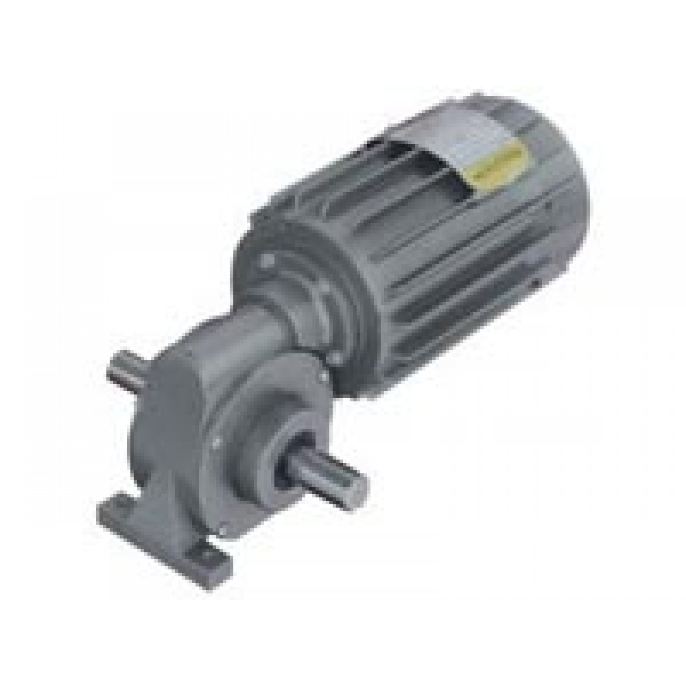 Baldor right angle geared motor for Right angle electric motor