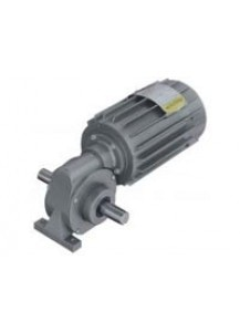 BALDOR RIGHT ANGLE GEARED MOTOR
