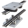 LINEAR MOTION BEARINGS AND ACTUATORS