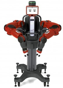 BAXTER COLLABORATIVE ROBOT