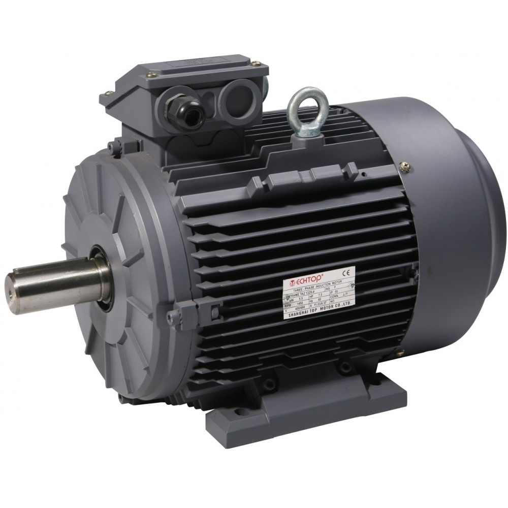 Ac motors 3phase techtop for Ac and dc motor