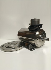 AC MOTORS TEMA STAINLESS STEEL