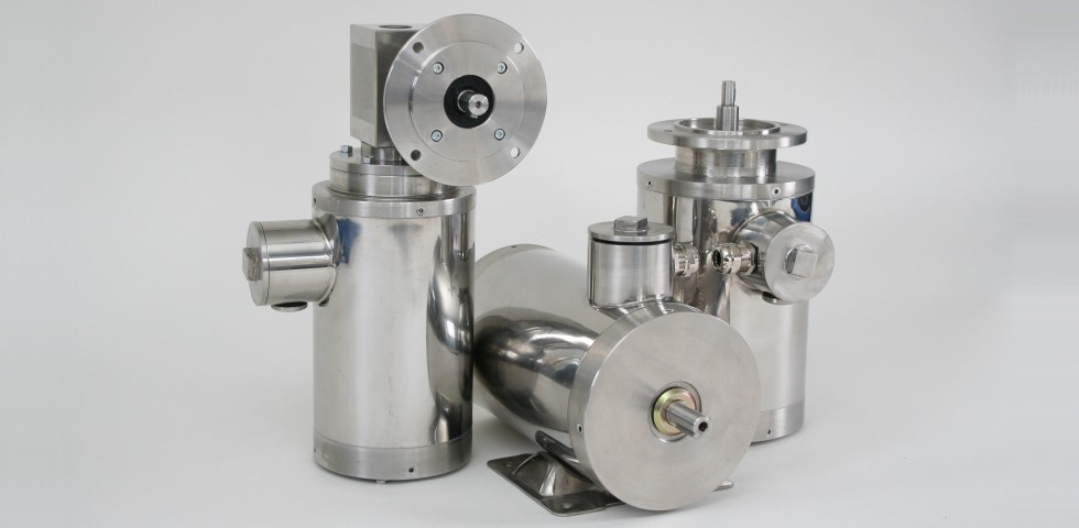 Stainless Steel Electric Motors