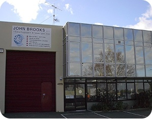 John Brooks Wellington Branch